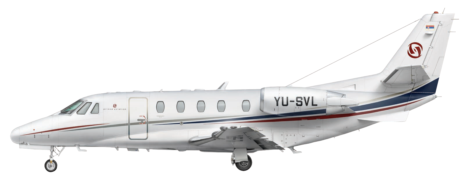 Cessna 560xl Prince Aviation
