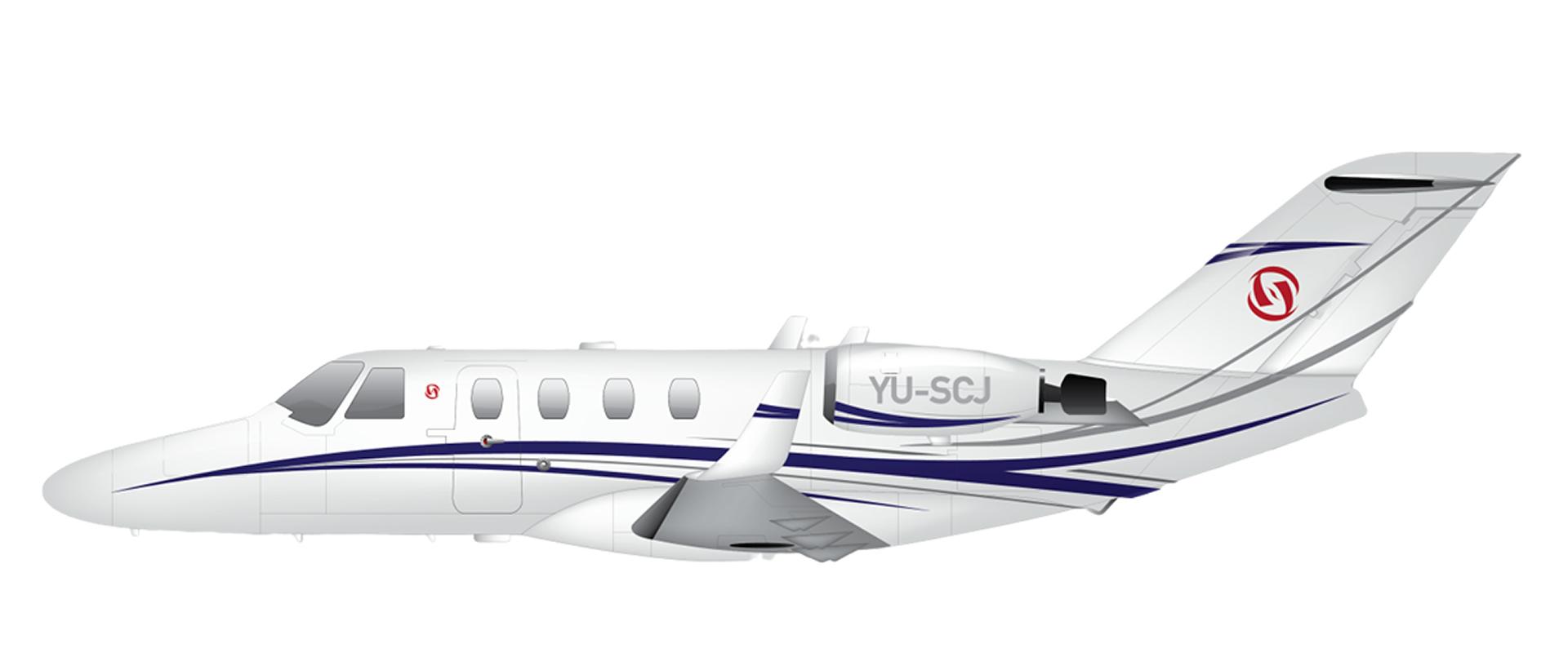Cessna 525 Citation