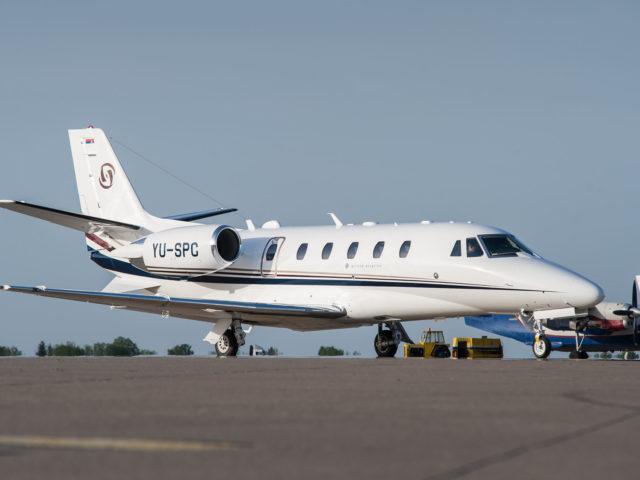 Cessna 560XL Citation XLS+